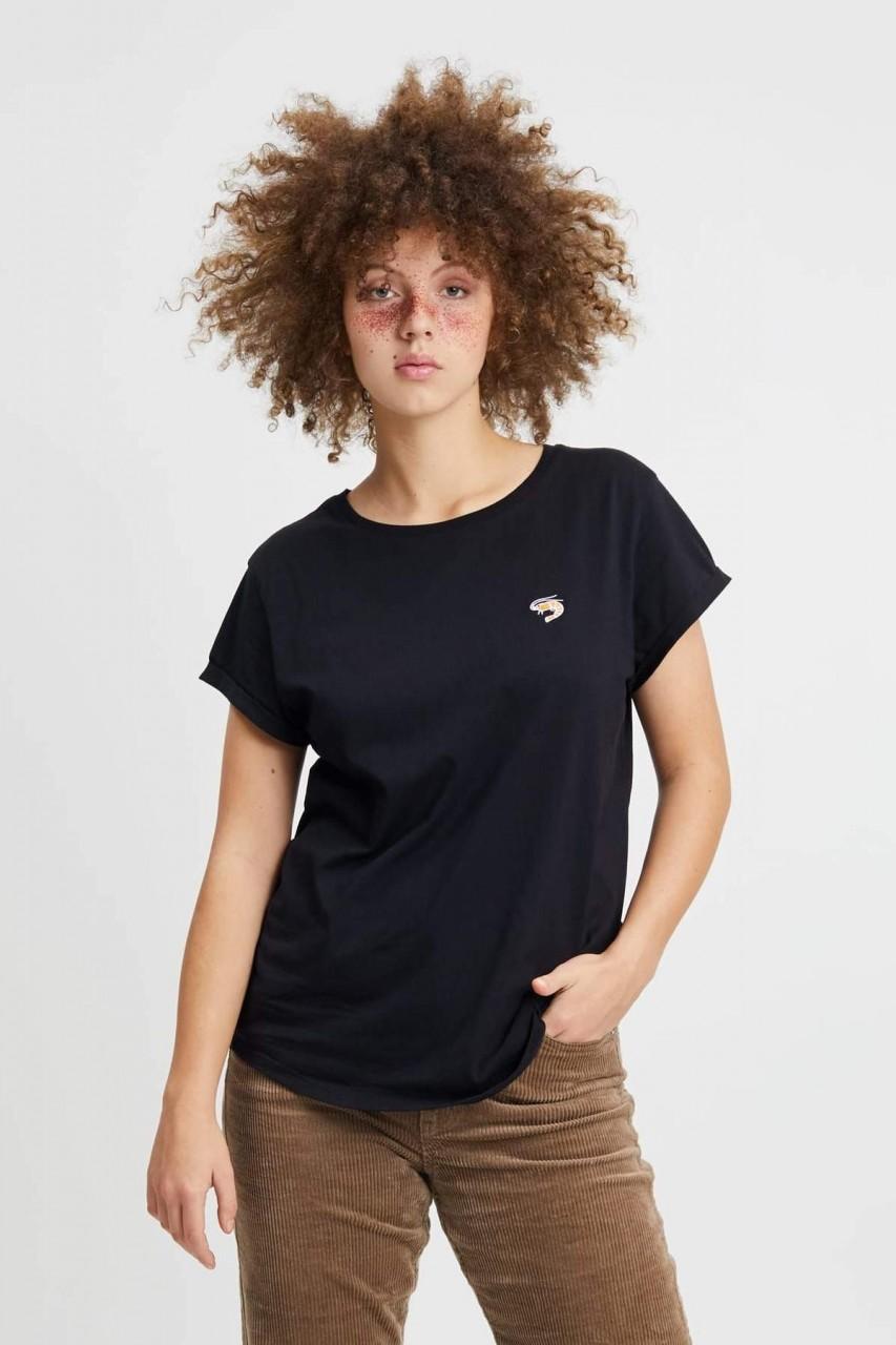 Hafendieb Granaat Frauen T-Shirt schwarz