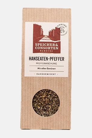 Hanseatenpfeffer - Speicher & Consorten