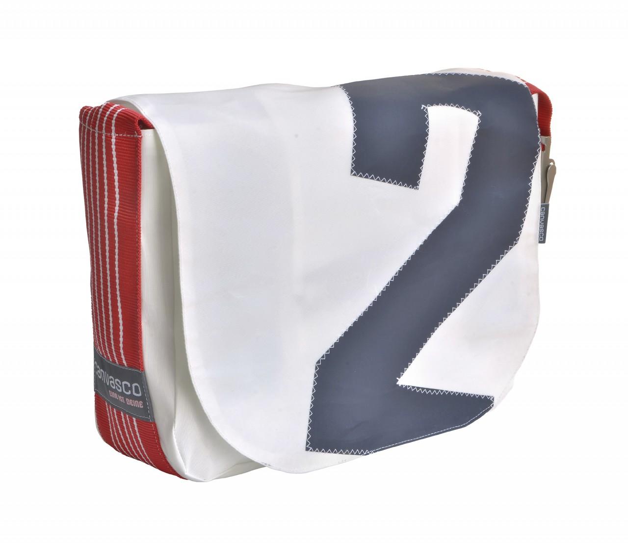 Canvasco Tasche S Zwei Segeltuchtasche