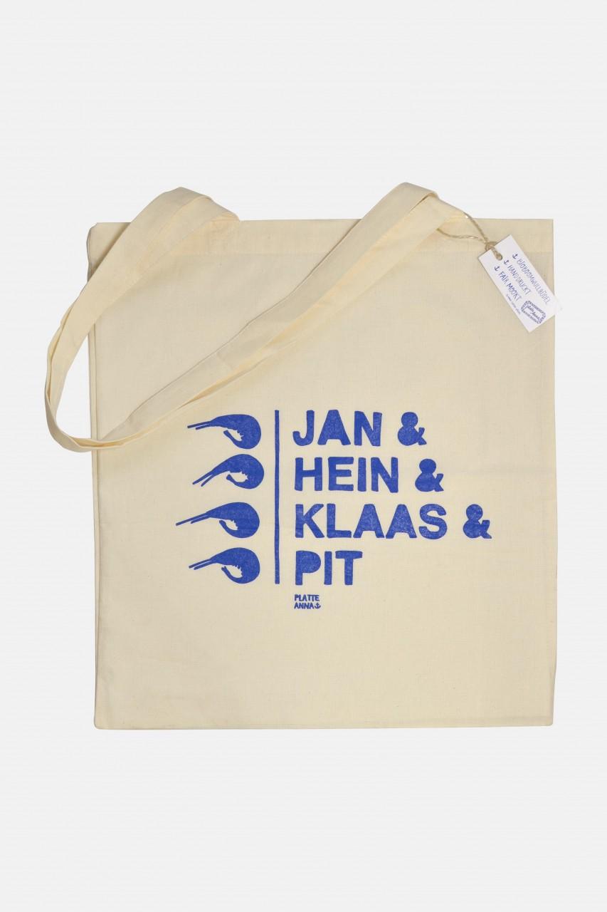 Stoffbüdel - JAN & HEIN & KLAAS & PIT
