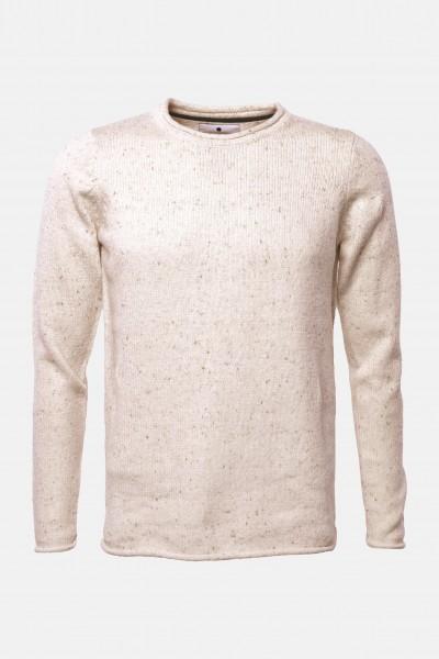 Gutscheincode 9168f 070a3 herren pullover beige refugium