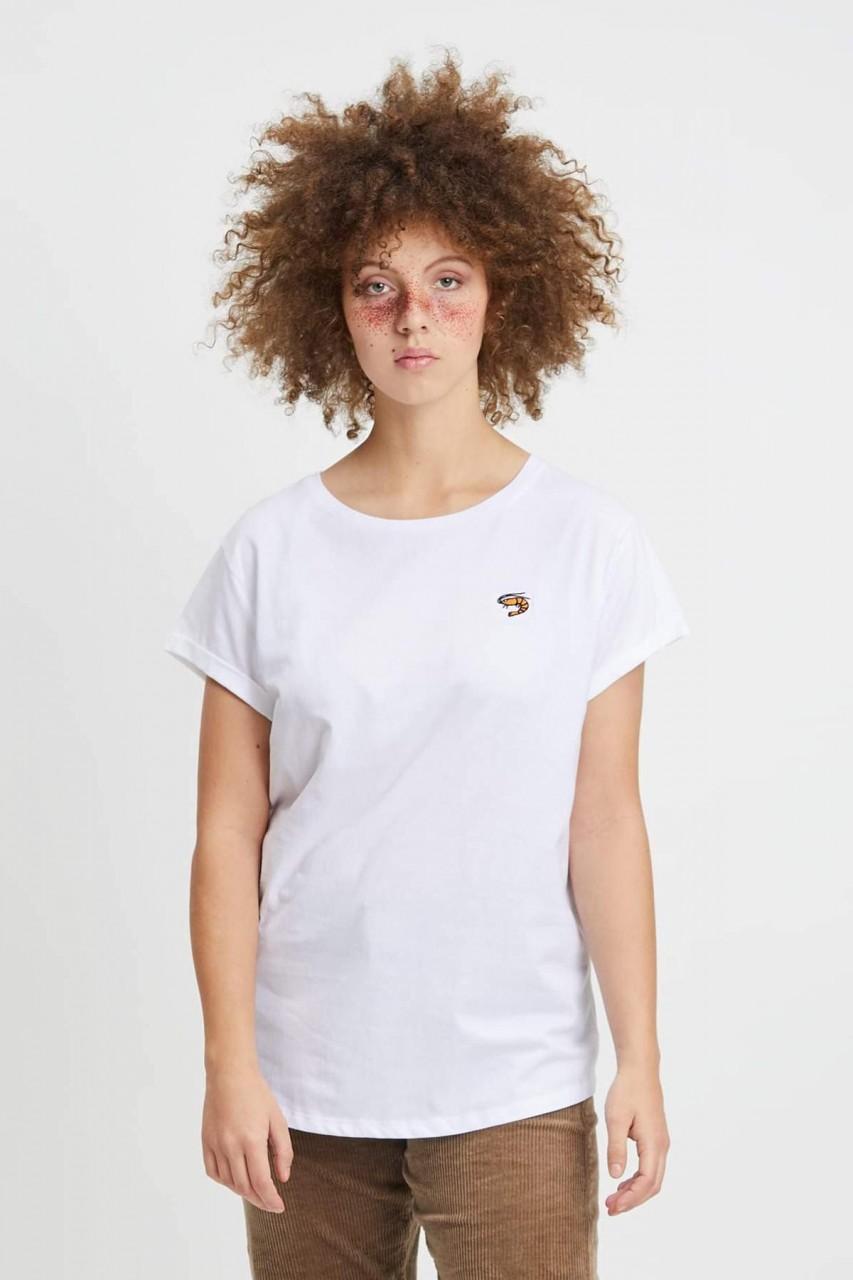 Hafendieb Granaat Frauen T-Shirt weiß