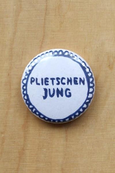 Button, Plietschen Jung