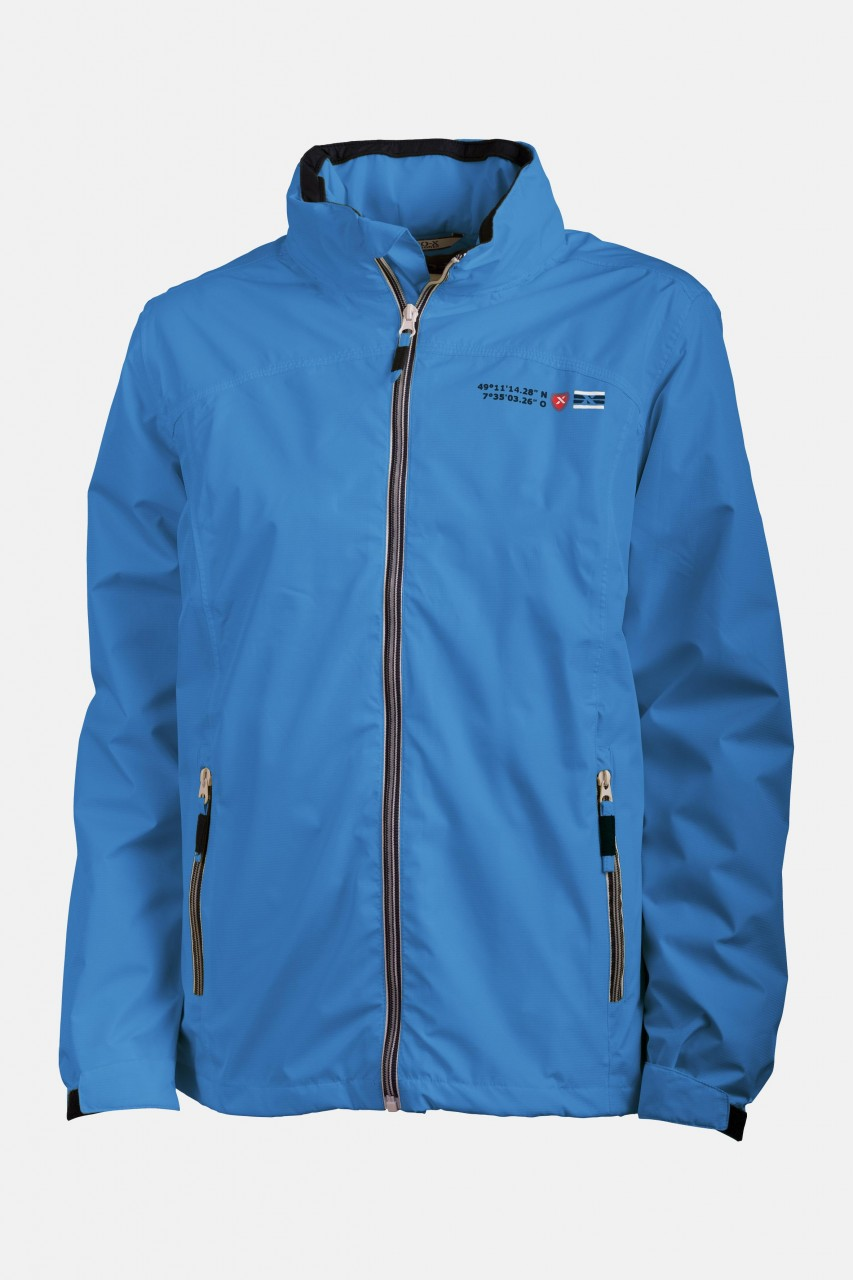 Damen Outdoor-Jacke Louisa Sea Blue Marine Pro-X