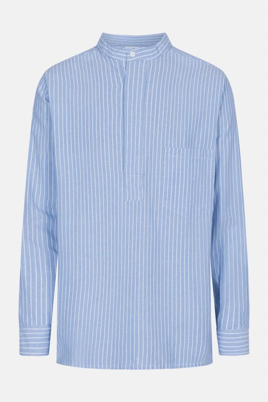 Eisenhans Fischerhemd hell-blau