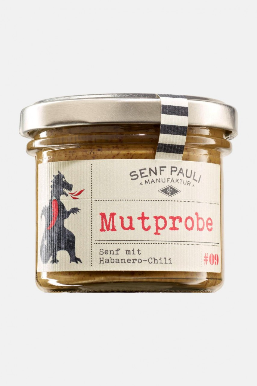 Senf Pauli - Mutprobe