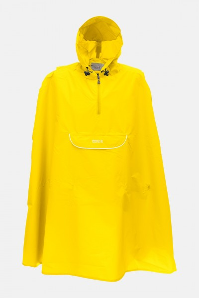 Kinder-Regen-Poncho Pasino Gelb Pro-X