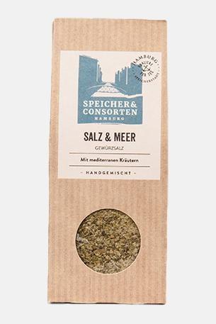 Salz & Meer Gewürz - Speicher & Consorten