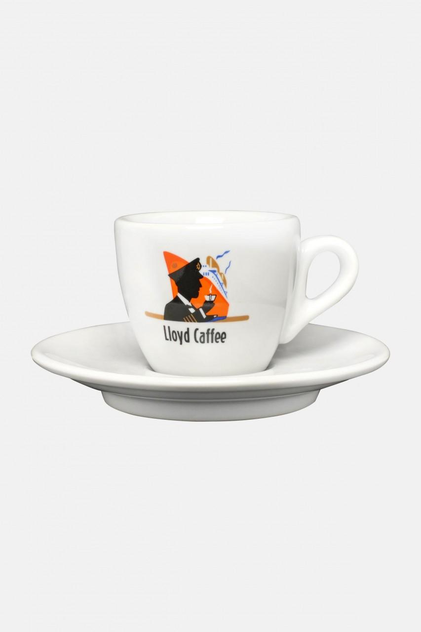 Lloyd-Caffee Espressotasse