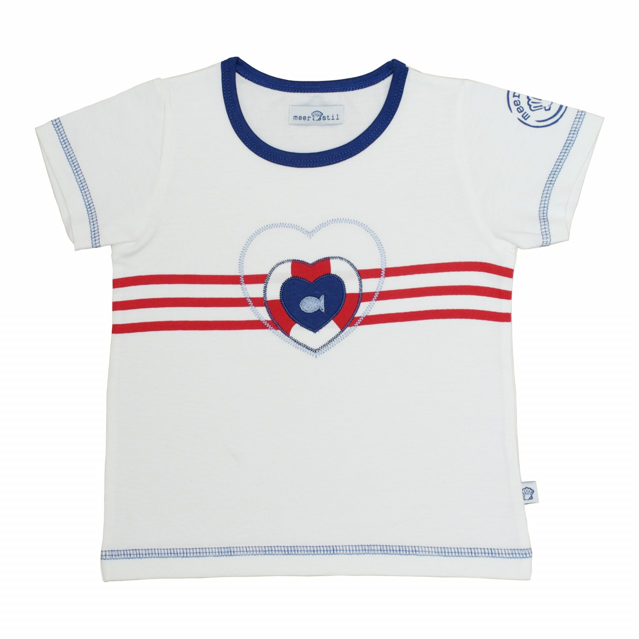 Kindershirt, Rettungsherz