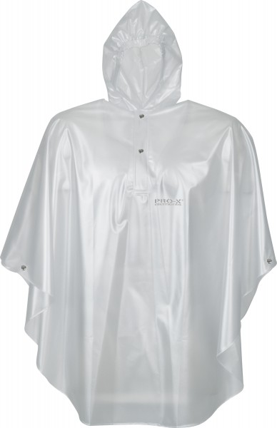 Kinder-Regen-Poncho Rainy Transparent Pro-X