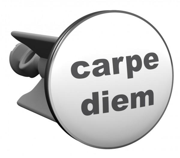 Plopp Stöpsel, Carpe Diem