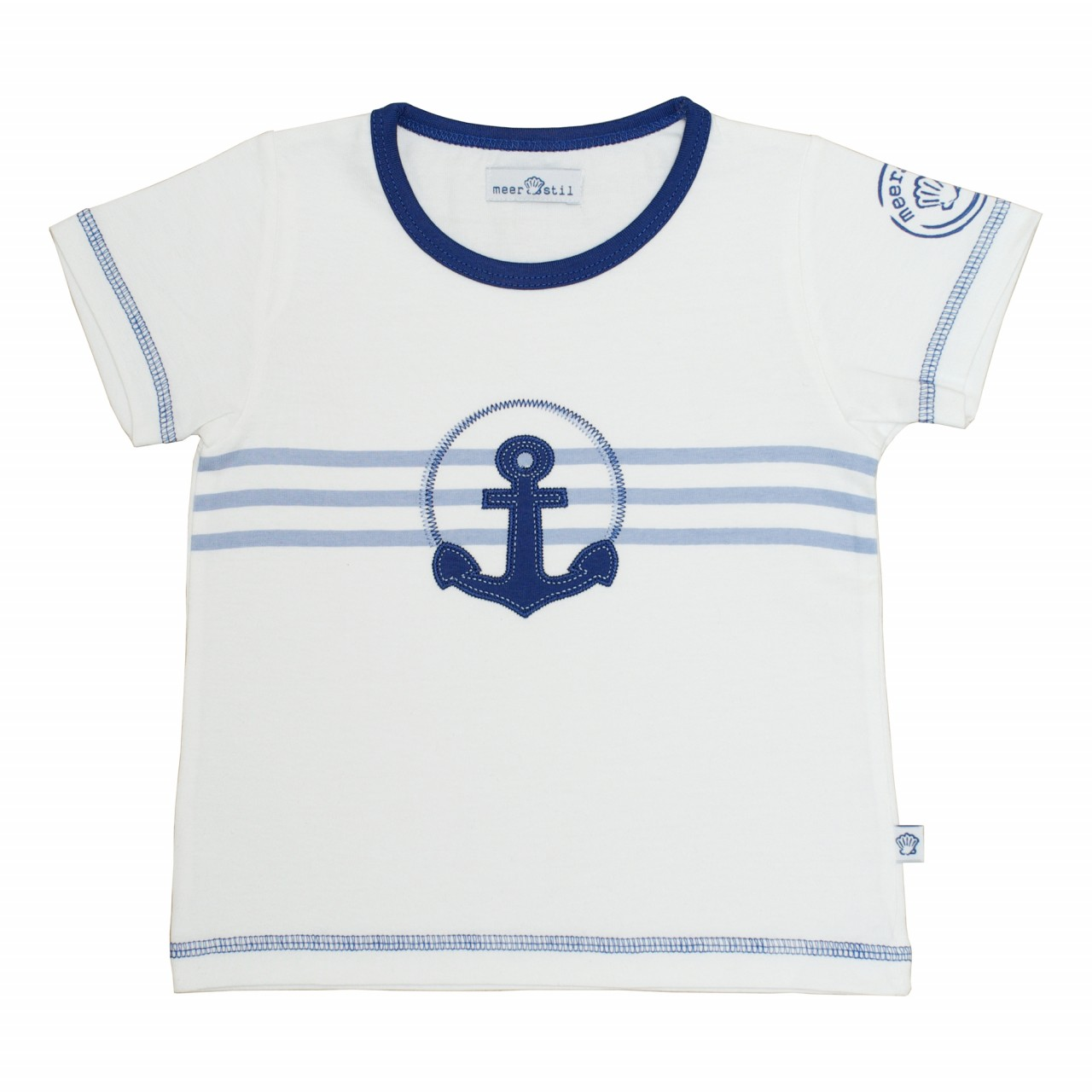 Kindershirt, Anker