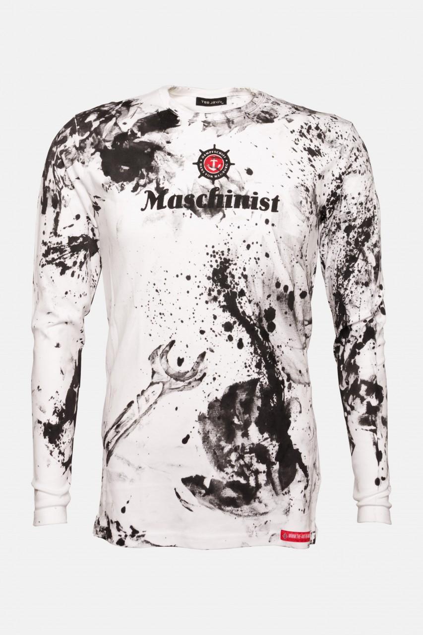 Maschinist Langarm-Shirt