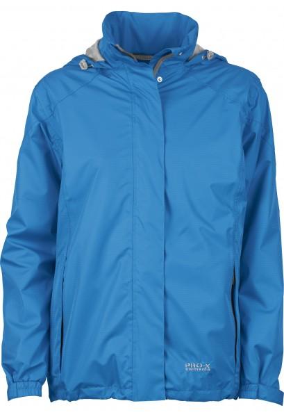 Damen Outdoor-Jacke Carrie Sea Blue Pro-X