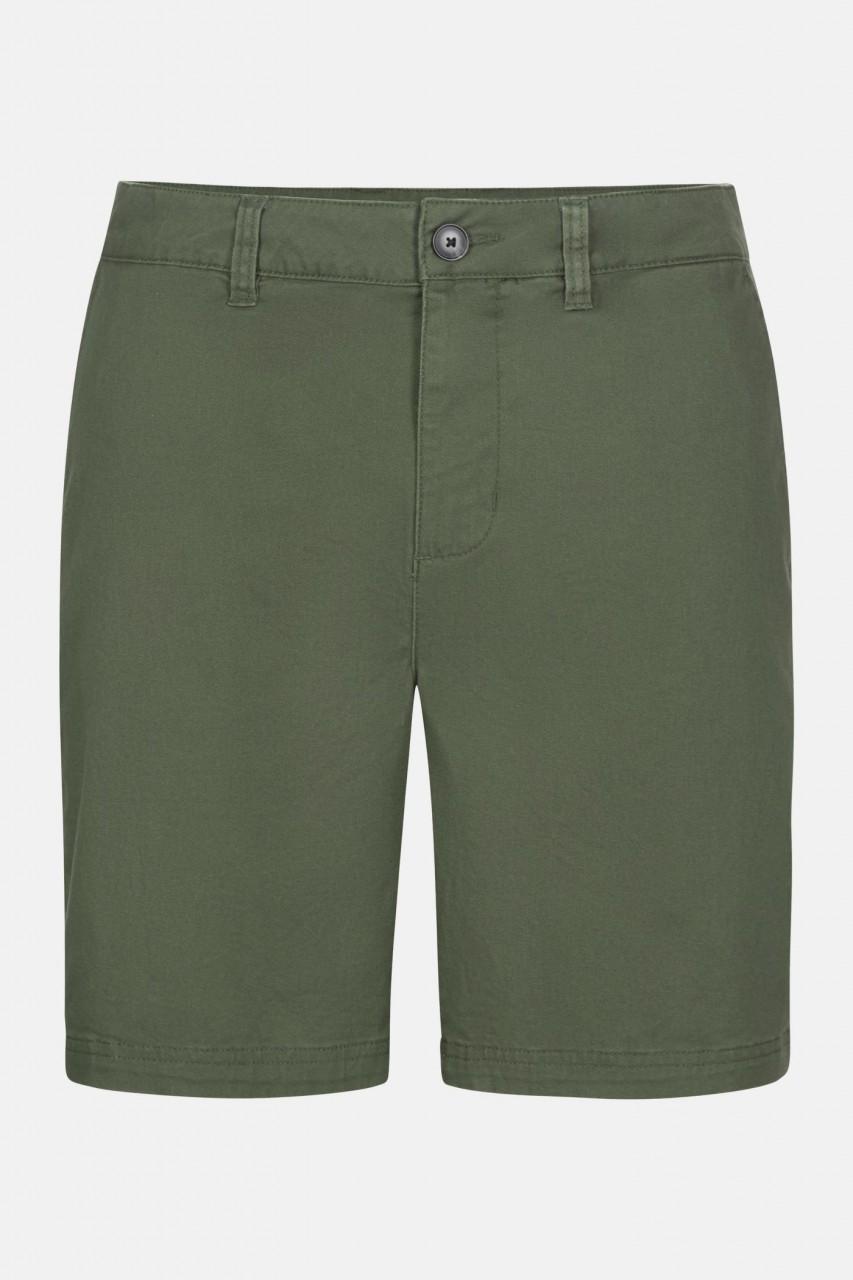 RVLT Revolution Chino Shorts Army Herren Chinohose Kurz Oliv