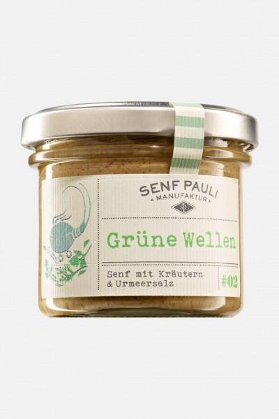 Senf Pauli - Grüne Welle