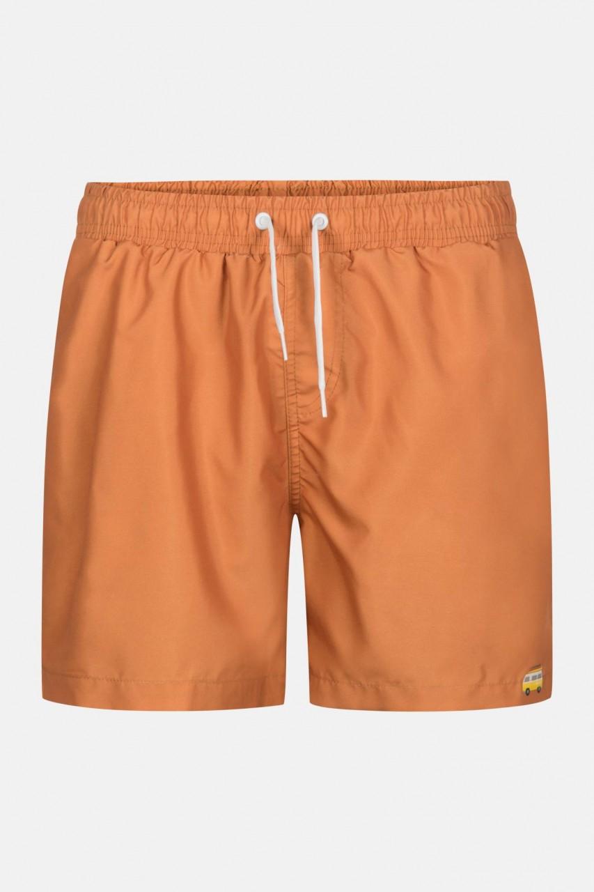 RVLT Revolution VAN Swim Shorts Orange Herren Badehose Bus