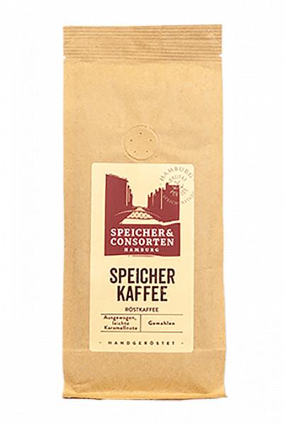 Speicherkaffee - Speicher & Consorten