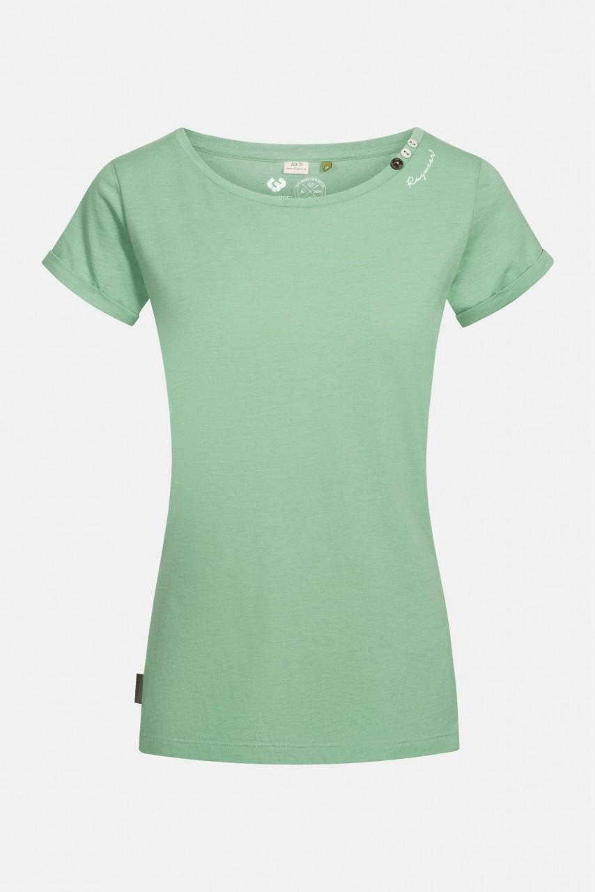 Ragwear Florah A Organic Damen T-Shirt Grün