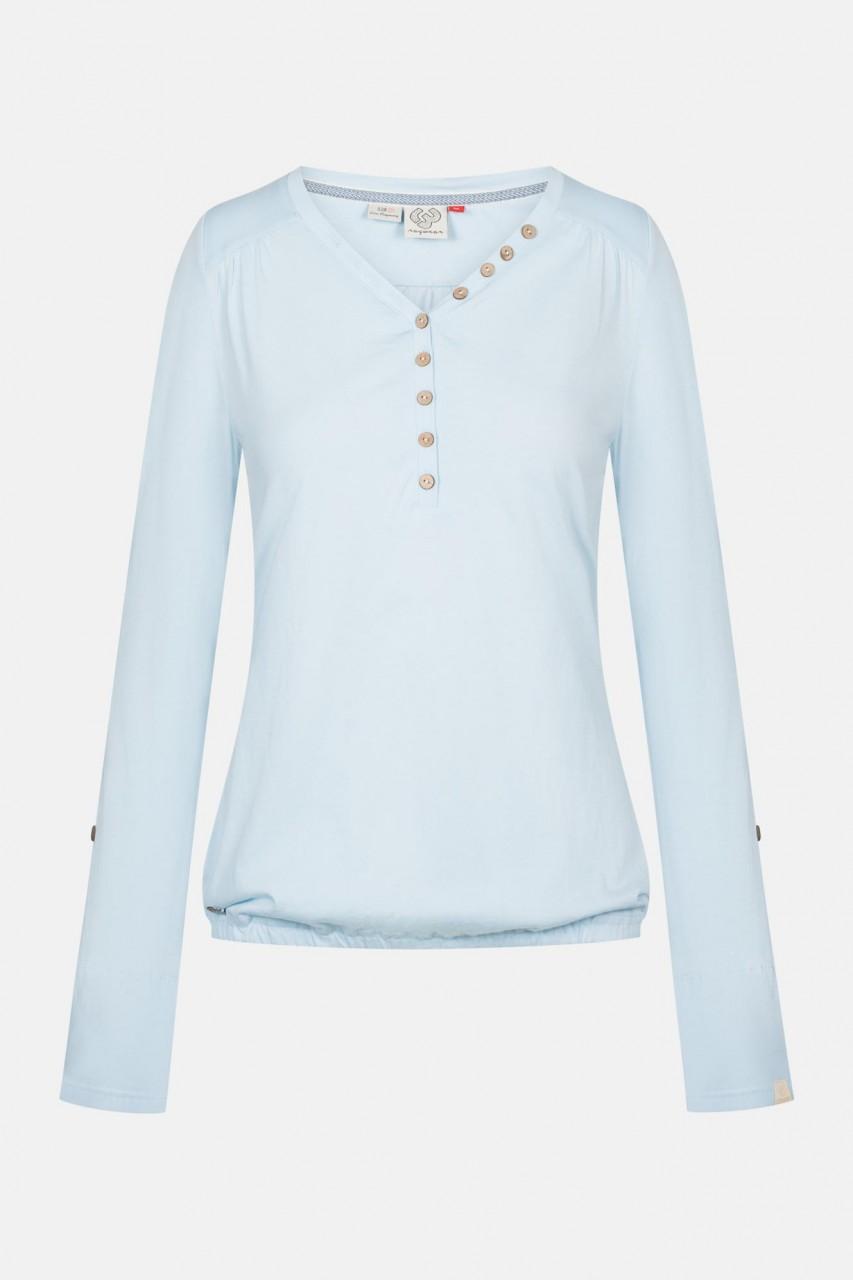 Ragwear Pinch Cloud Damen Langarmshirt Hellblau
