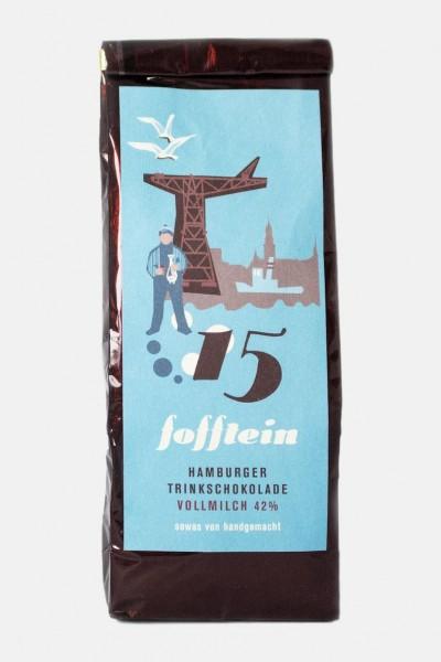 Kakaoflocken Fofftein Trinkschokolade 200g