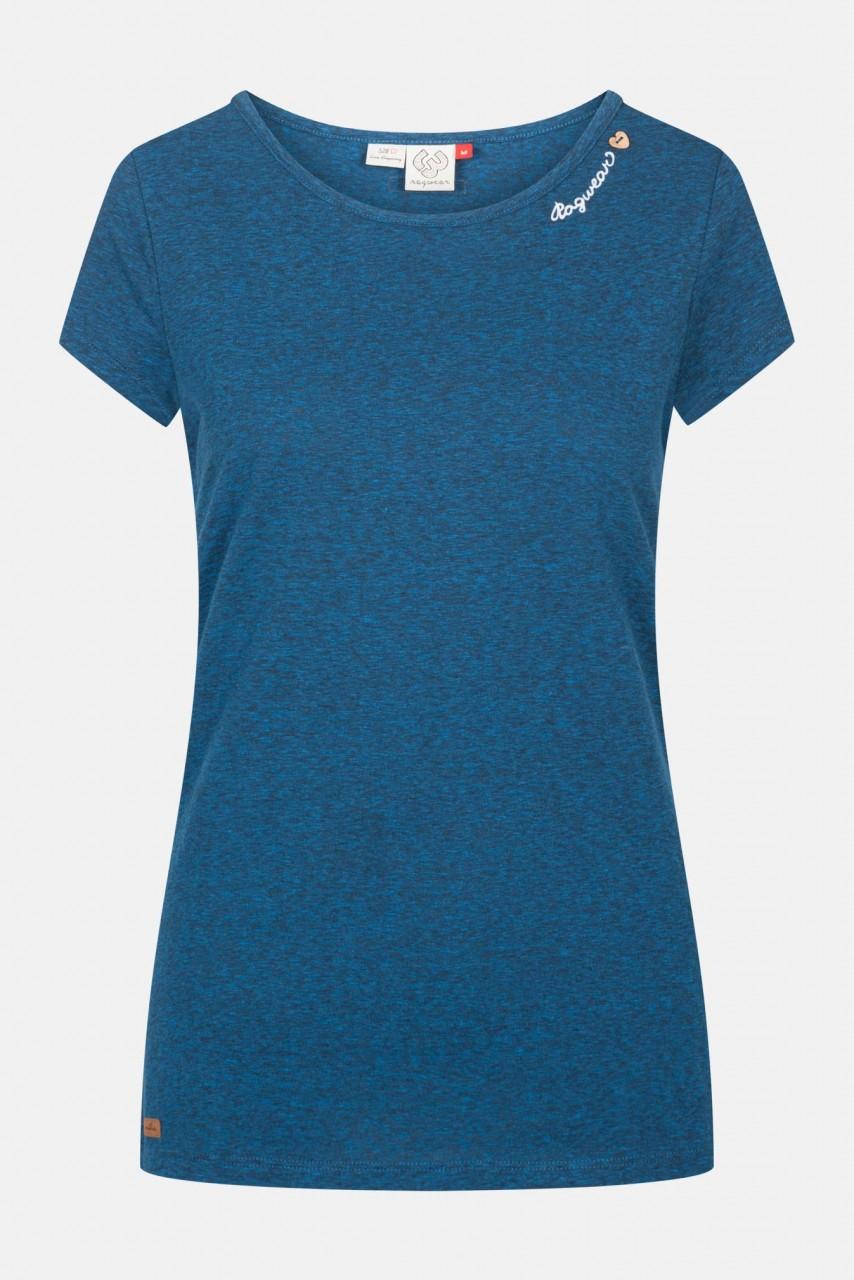Ragwear Mint Navy Damen Shirt Dunkelblau