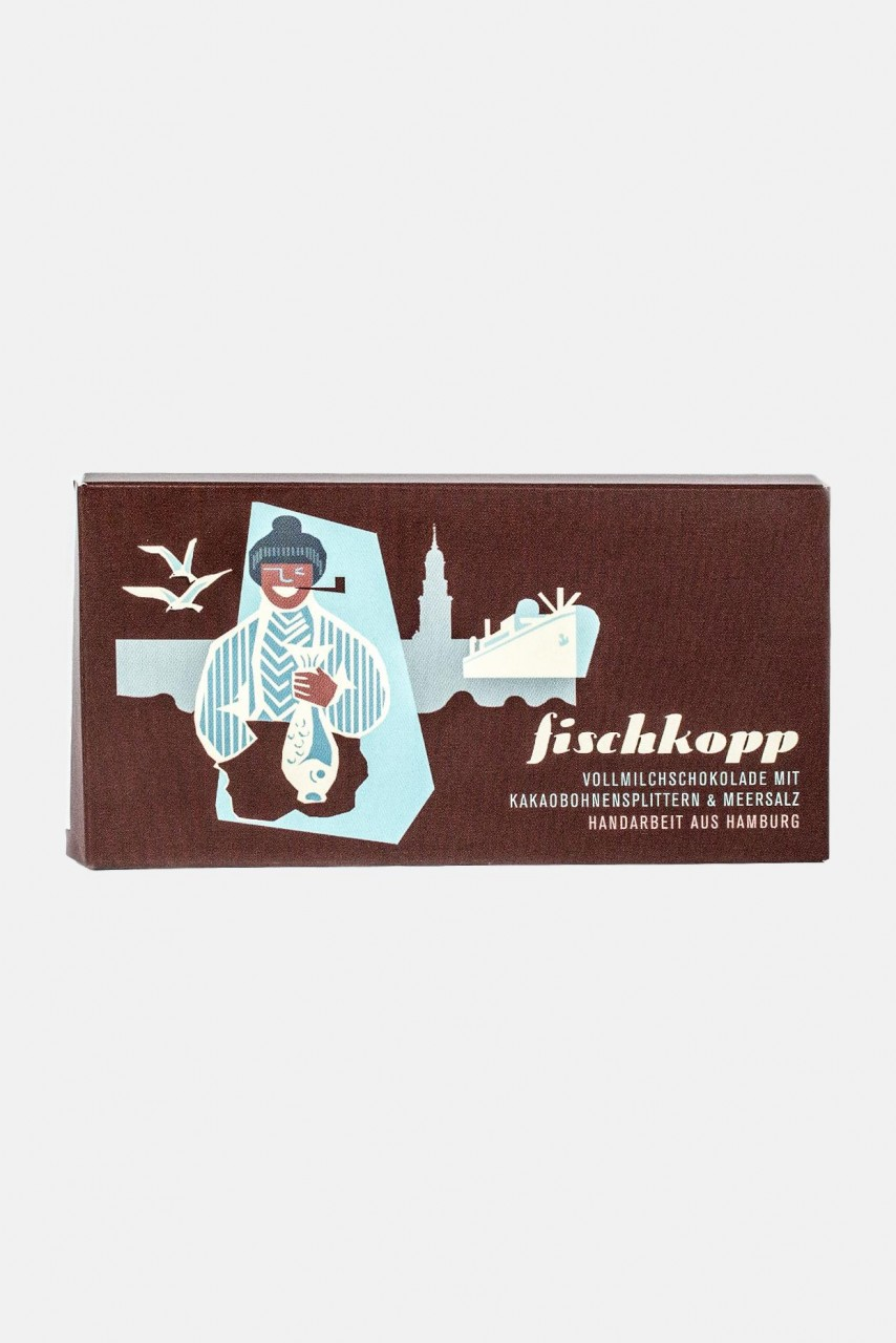 Fischkopp Hamburg Schokolade