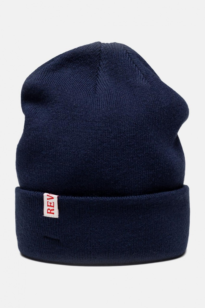 RVLT Revolution Beanie Mütze Blau