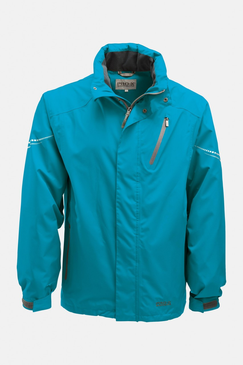Herren Outdoor-Jacke Wallis Pacific Blau Pro-X