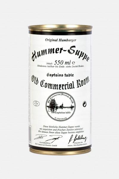 Hummer-Creme-Suppe, 550 ml