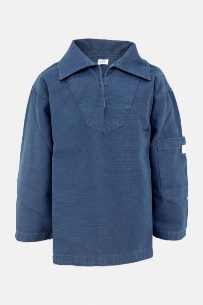 Armor Lux Kinder Fischerhemd Marine Port Manech Kid