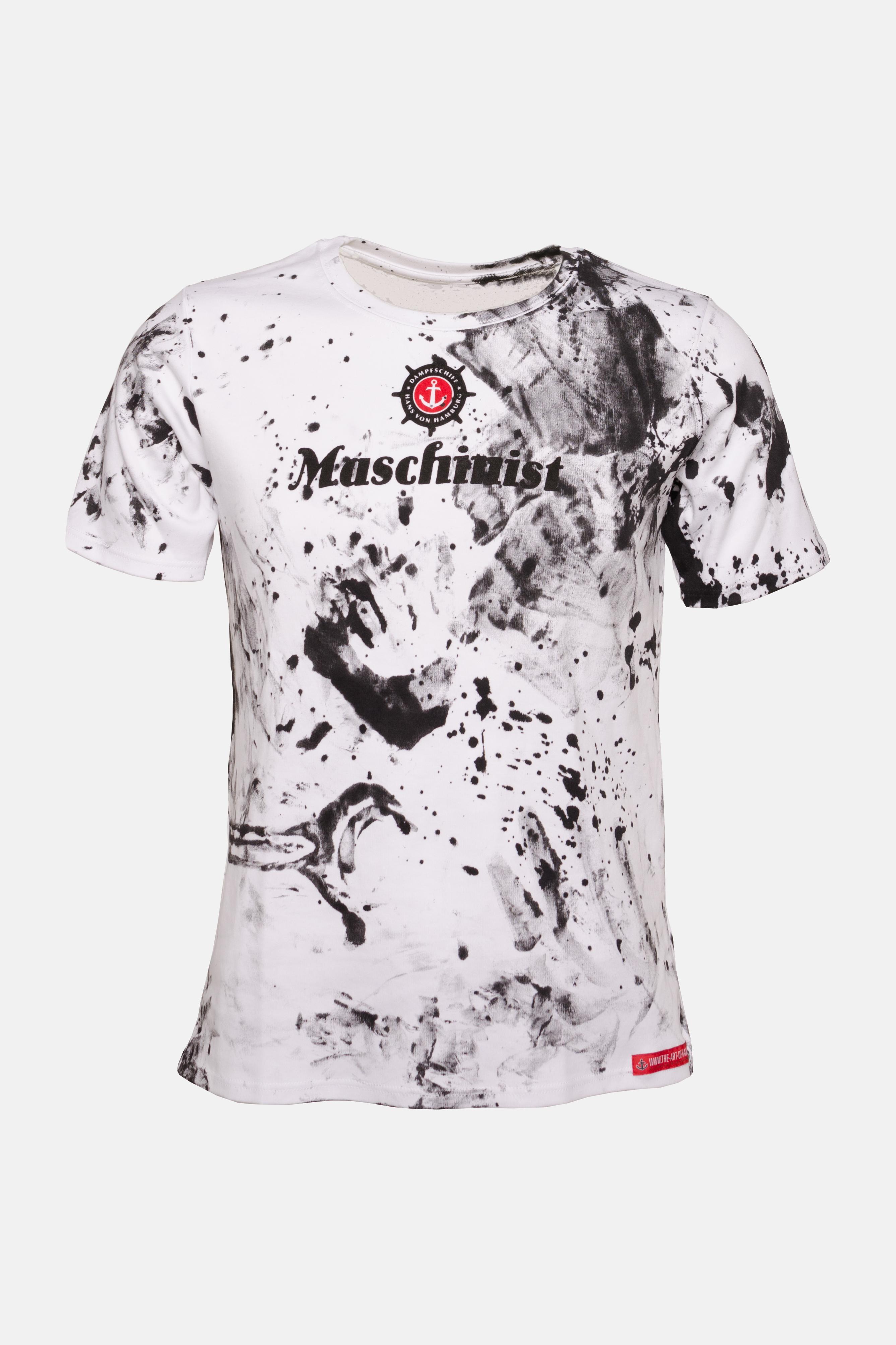 dfa18e85388e97 Maschinist T-Shirt | Hanseheld.de
