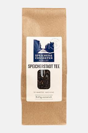 Speicherstadt Tee - Speicher & Consorten