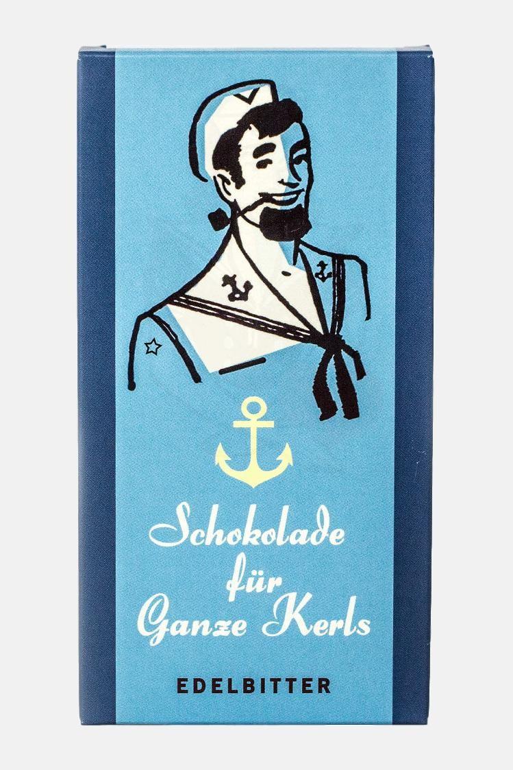 Schokolade für ganze Kerls - Edelbitter - Schokovida