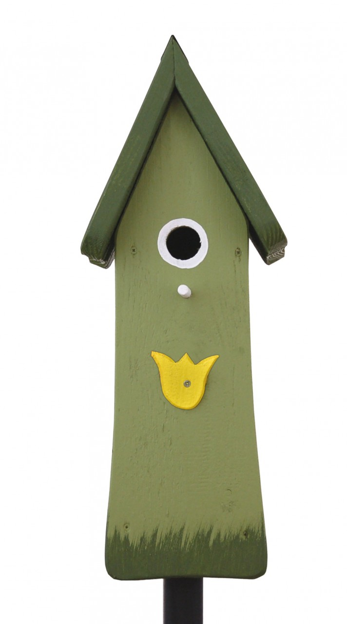 Vogelvilla Nisttürmchen Grün