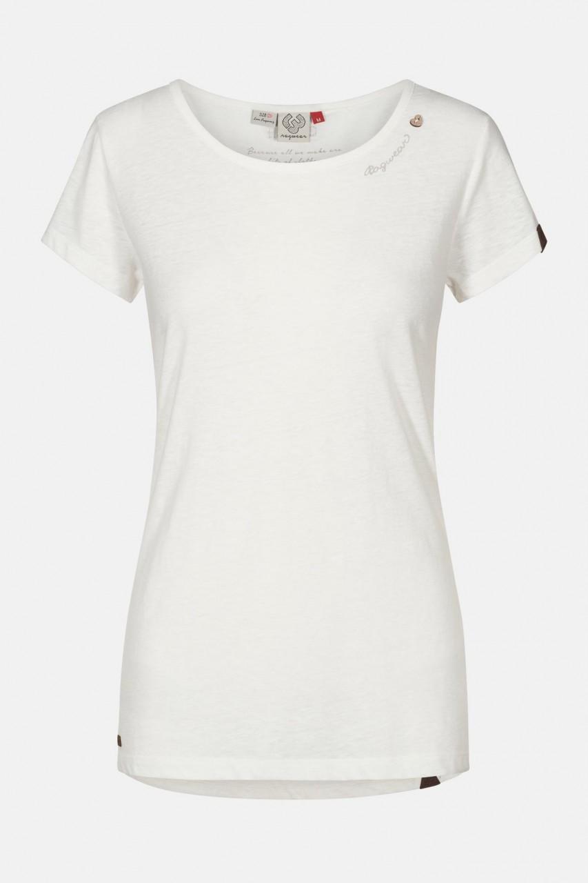 Ragwear Mint Damen Shirt Weiß