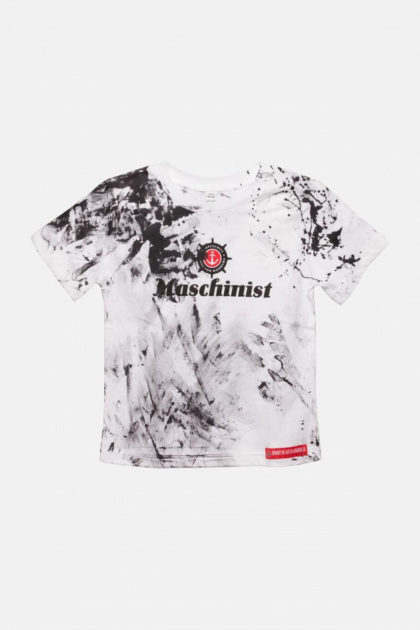 Maschinist Baby T-Shirt