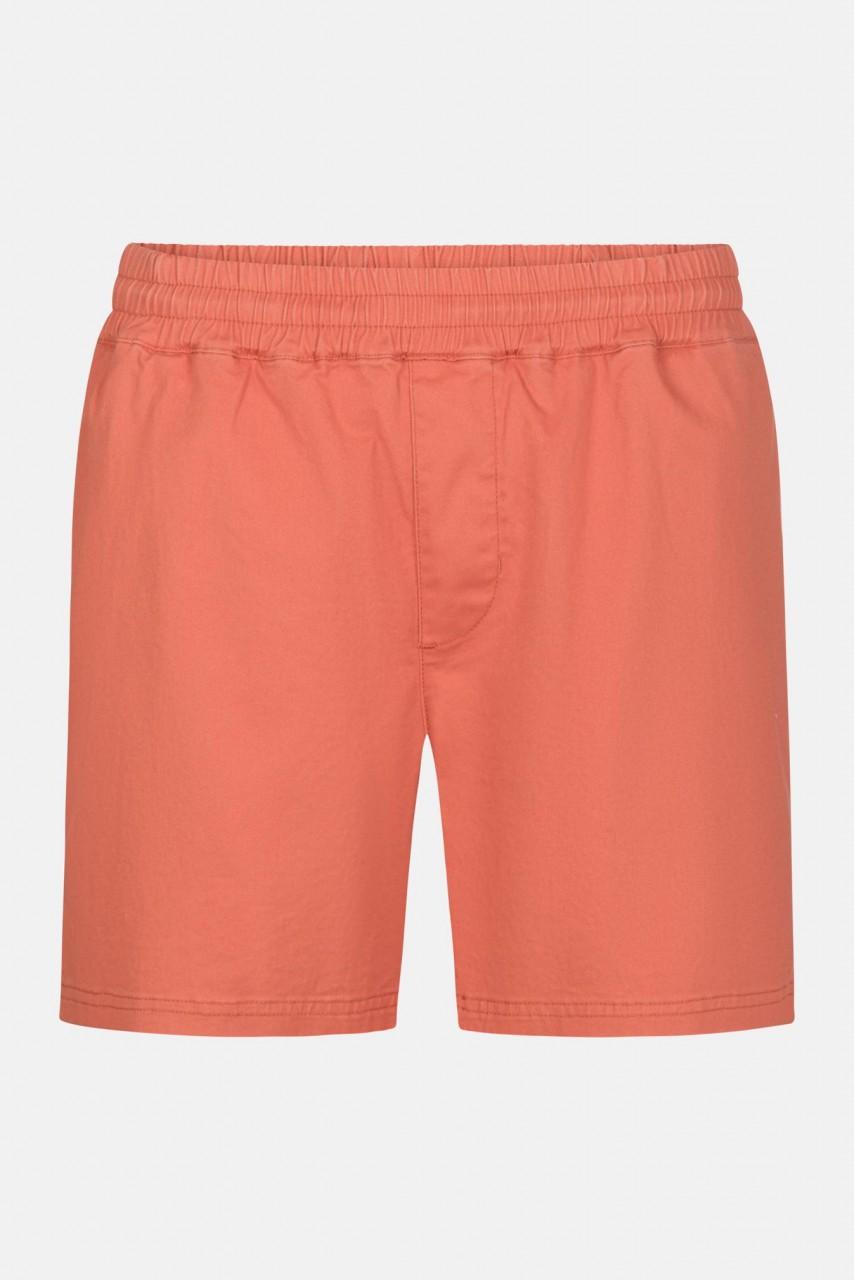 RVLT Revolution Casual Shorts Orange Herren Hose Kurz