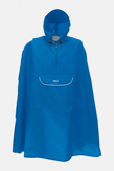 Kinder-Regen-Poncho Pasino Royal-Blau Pro-X