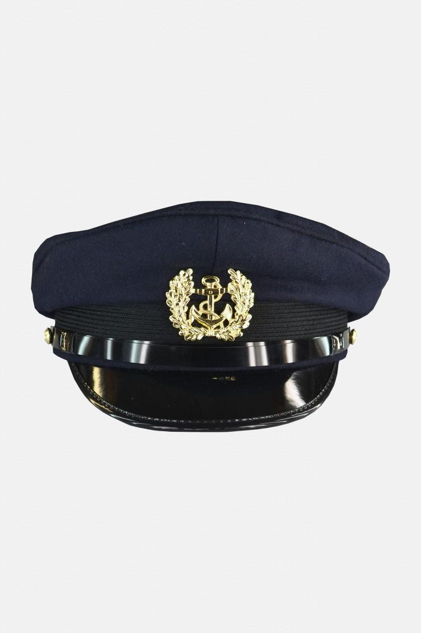 Marine Schirmmütze blau