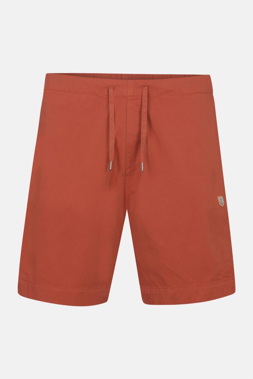 Armor Lux Herren Shorts Heritage Rot