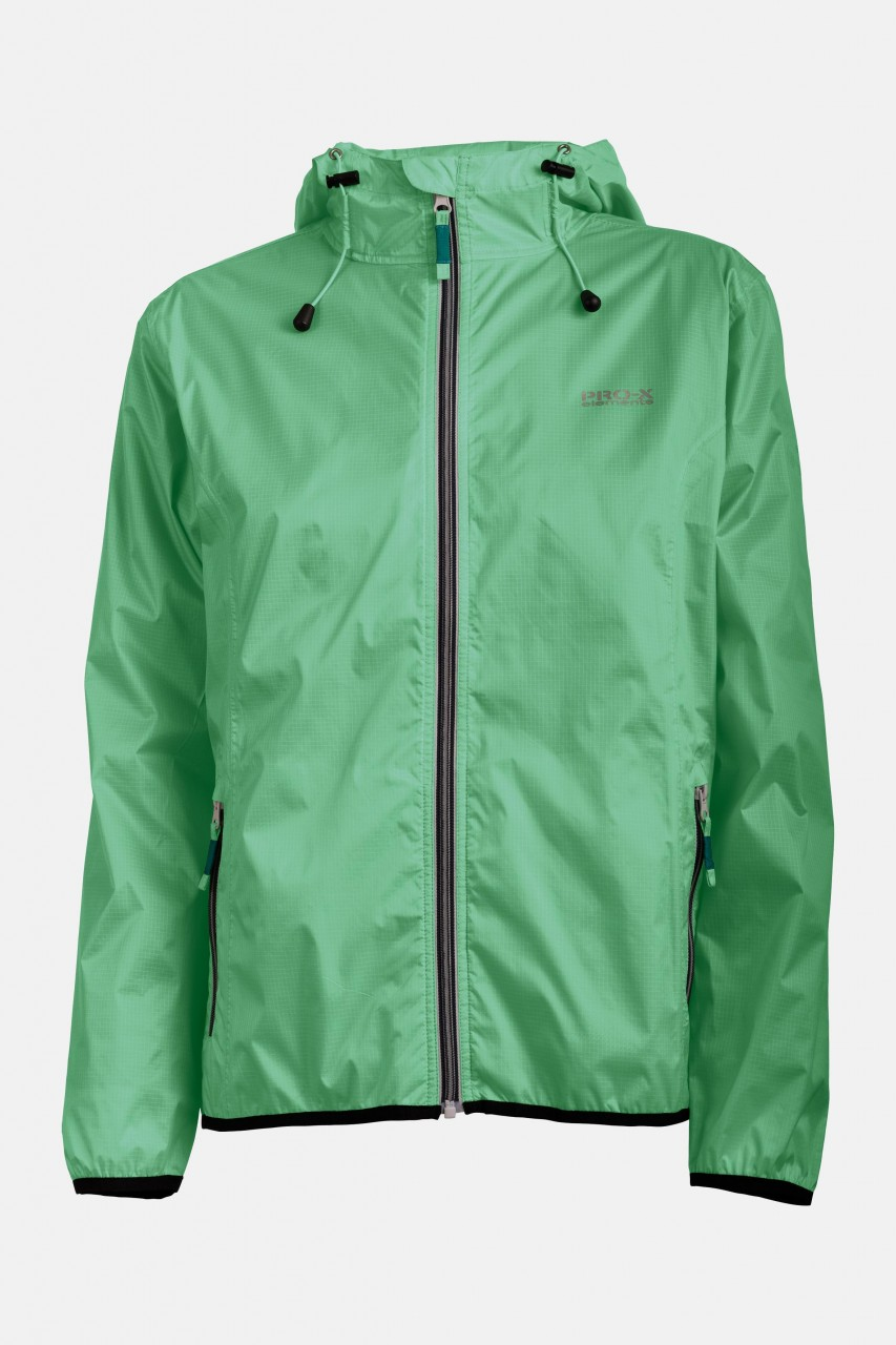 Damen-Regenjacke Lady Cleek Irish Green Pro-X