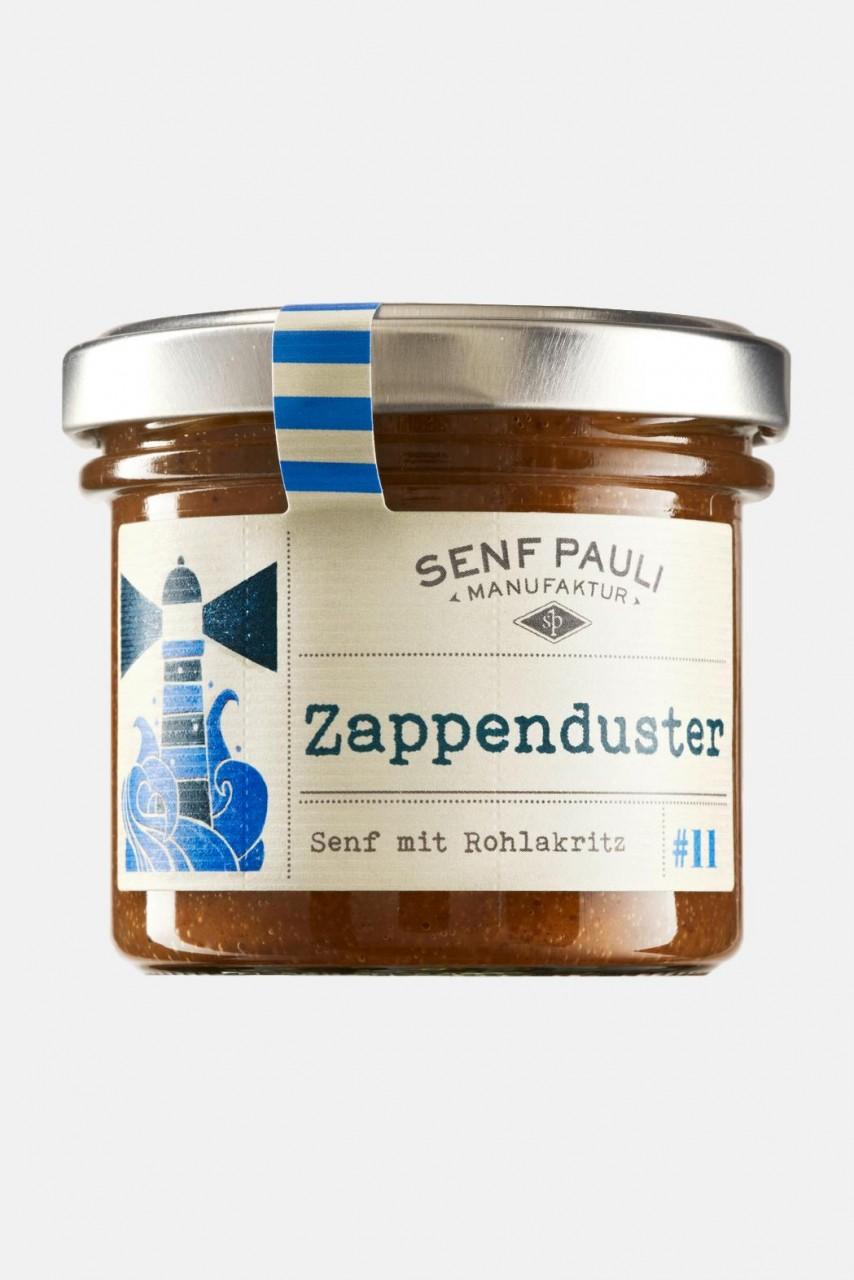 Senf Pauli - Zappenduster