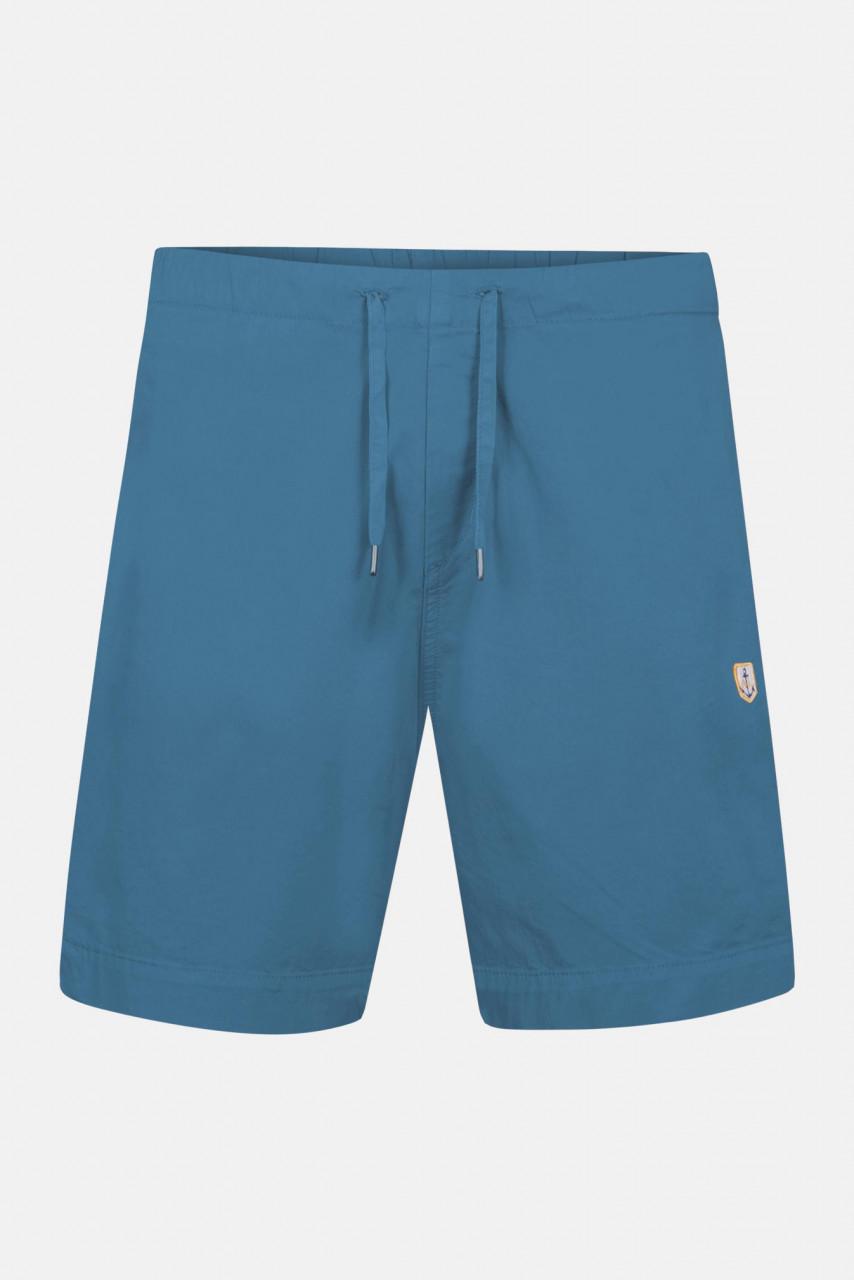 Armor Lux Herren Shorts Heritage Blau Hose