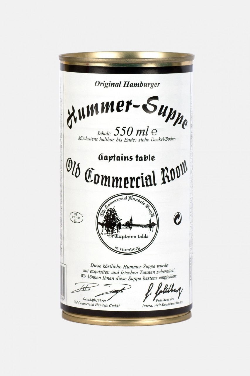 Hummer-Creme-Suppe, 550 ml