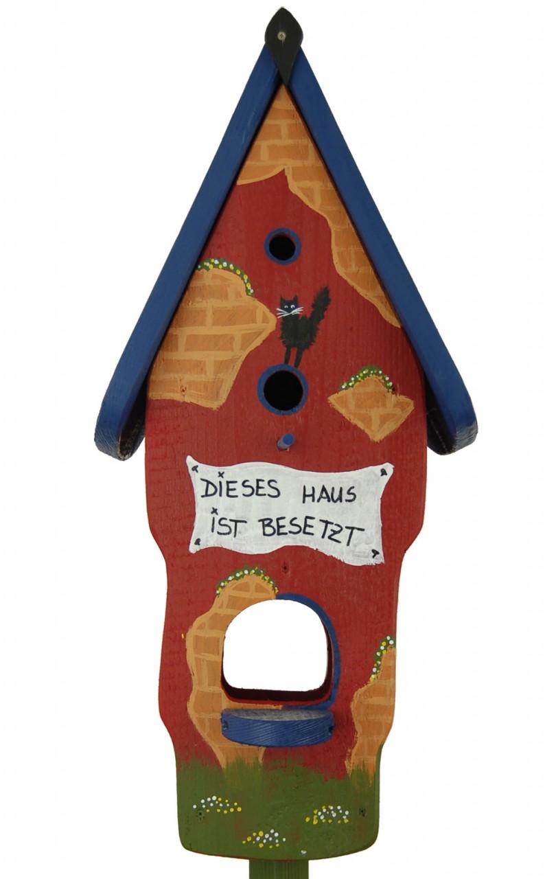 B-Ware Vogelvilla Besetztes Haus