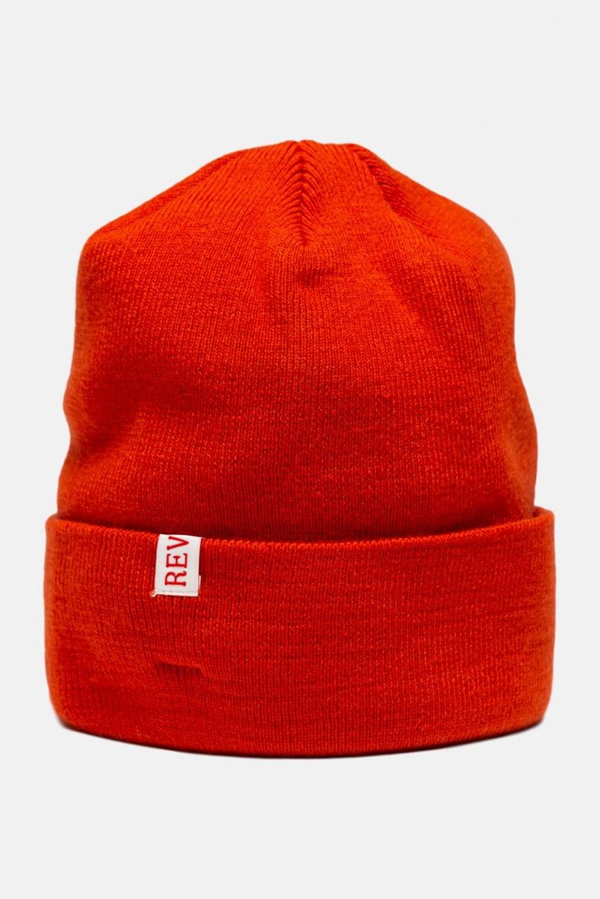 RVLT Revolution Beanie Mütze Orange