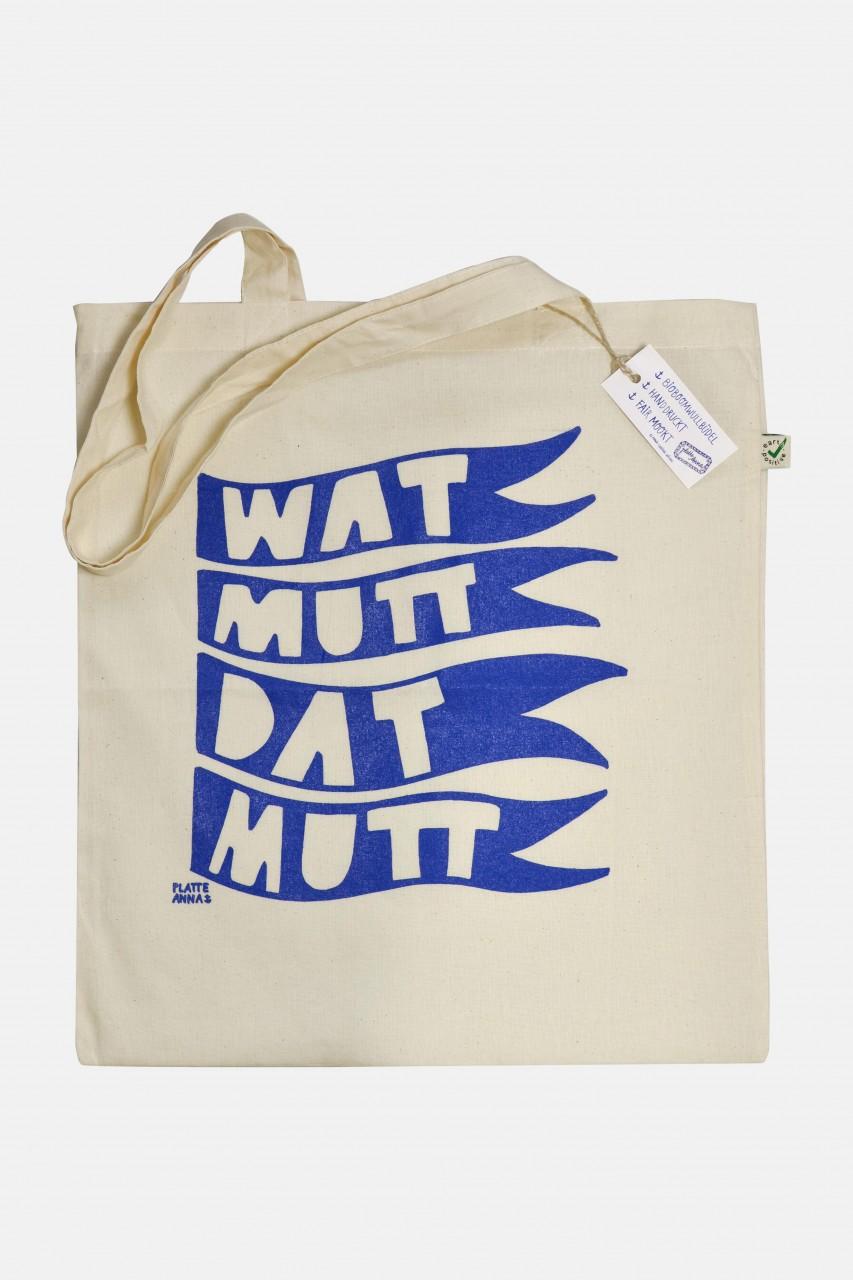 Stoffbüdel - WAT MUTT DAT MUTT