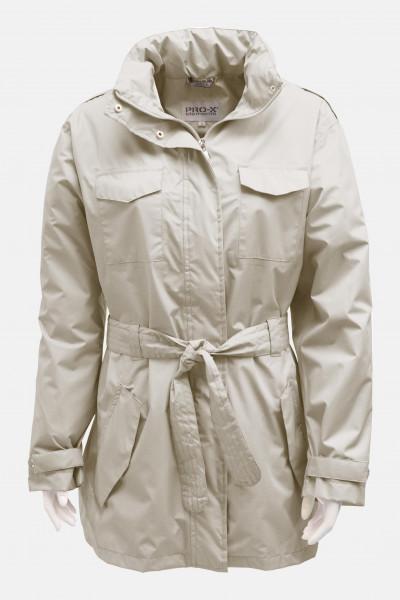 Damen Outdoor-Trenchcoat Jessica Stone Pro-X